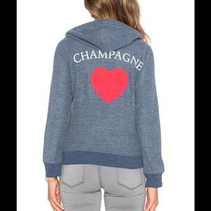 Chaser zip up